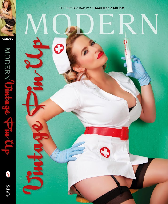 Modern Vintage Pin-Up - The Photography of Marilee Caruso