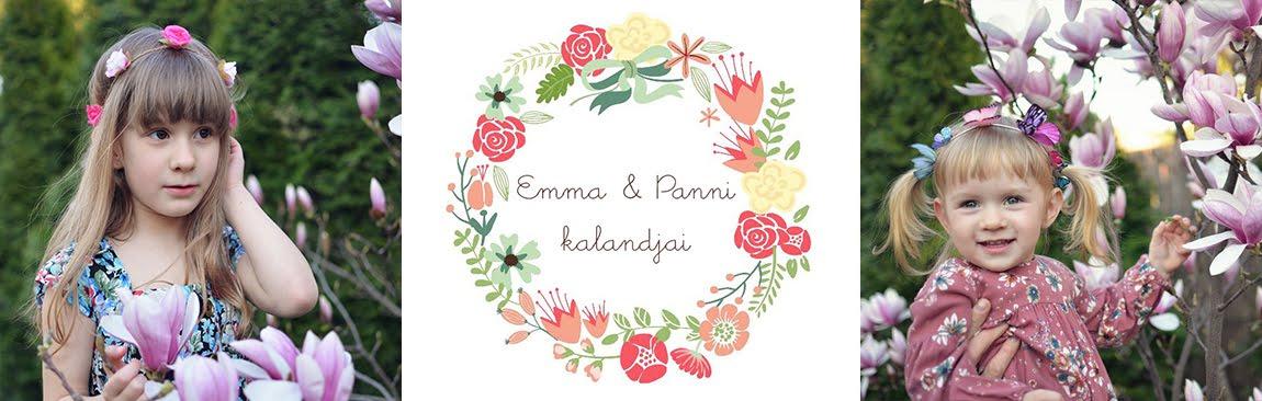 Emma és Panni kalandjai