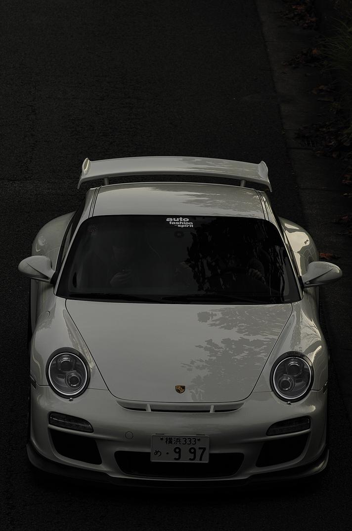 911 GT3 997 Mk-2で多摩方面へ!2013年11月07日