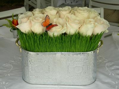 GET THE LOOK Garden Themed Wedding