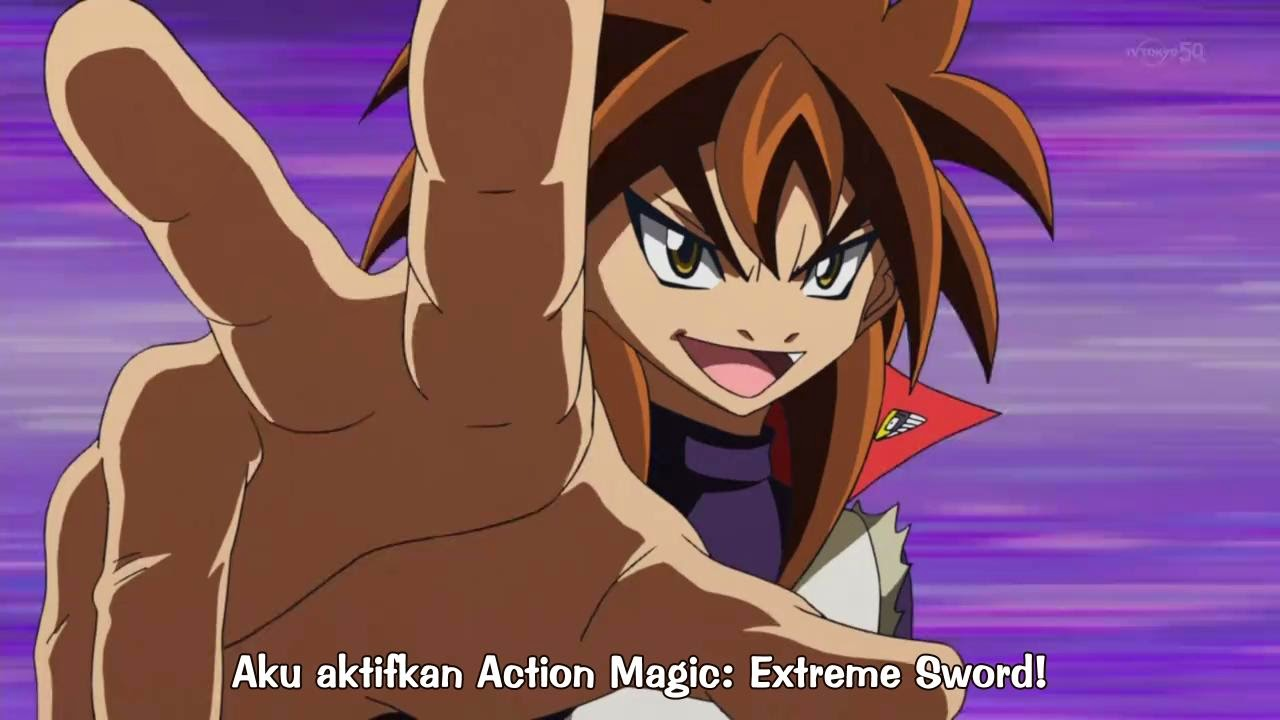 Yu-Gi-Oh! Arc V Episode 11 Subtitle Indonesia