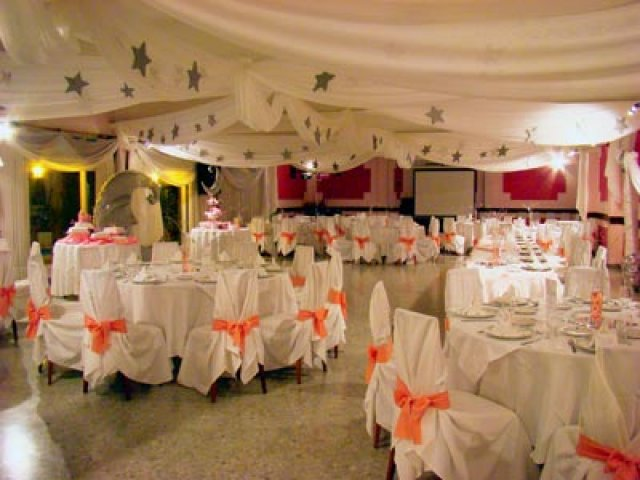 Decoracion de salones de fiestas noticias de farandula for Decoracion de salones para eventos