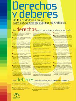 Derechos y Deberes de los Ciudadanos en los Servicios Sanitarios Públicos en Andalucía.