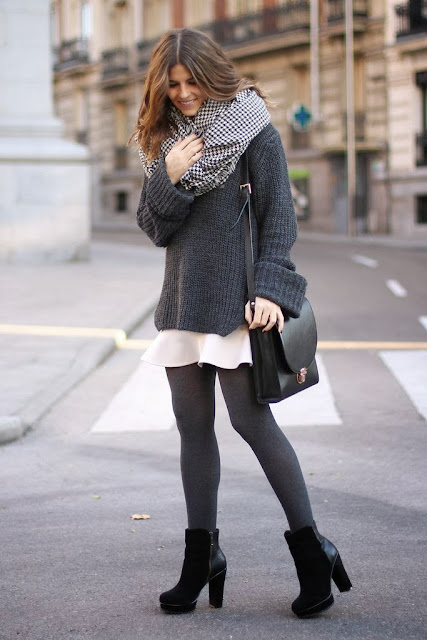 Street Style Fashion Blog Christmas Outfits Red Fall Fashion