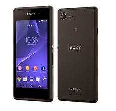 Sony Xperia E3 DS (Black) for Rs.8099 Only @ Paytm (New Customers Rs.7849)