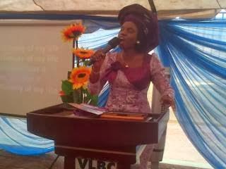 Rev. (Mrs) Folake Achudume