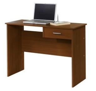 Muebles de oficina accesorios de oficina escritorio basico - Escritorios de madera para oficina ...