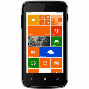 Micromax Canvas Win W092 - front