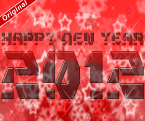Free Download Happy New Year 2012 Wallpapers