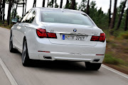 This Just In: Official 2013 BMW 7 Series LCI .