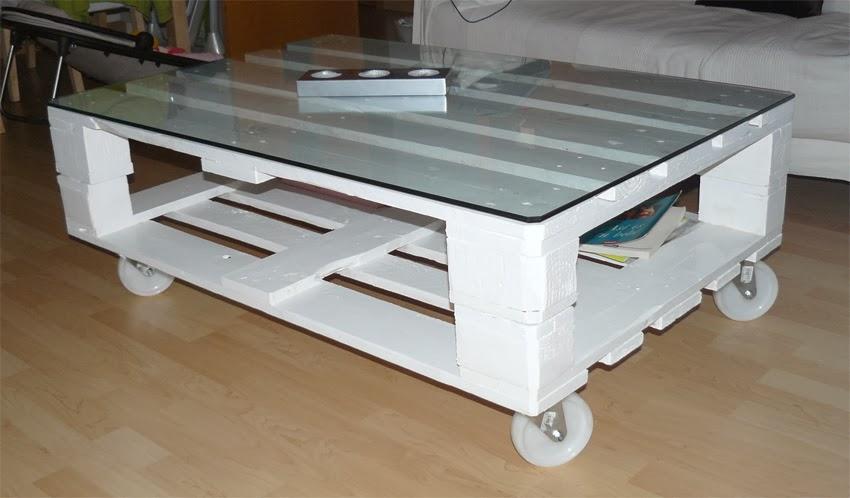 reciclado de palet a mobiliario