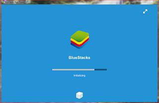 Cara BBM Lewat PC dengan Aplikasi Bluestack
