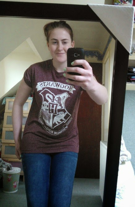 This week of mine Hogwarts Harry Potter T Shirt
