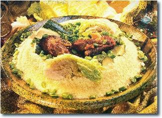 recette couscous marocain