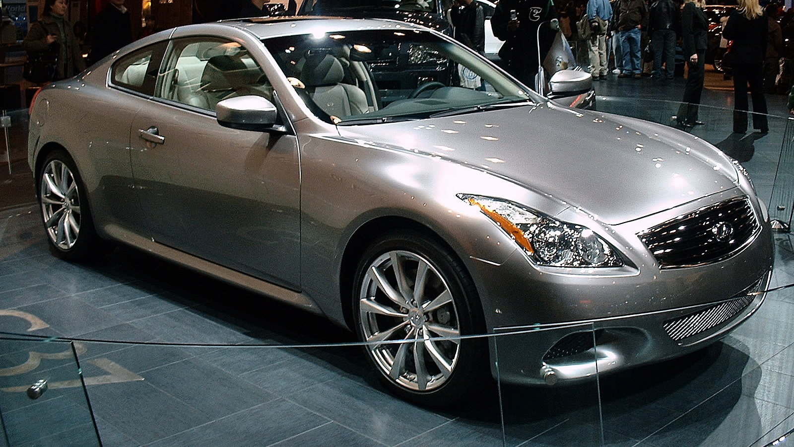 Infiniti G37 Coupe   Cars For Wallpaper