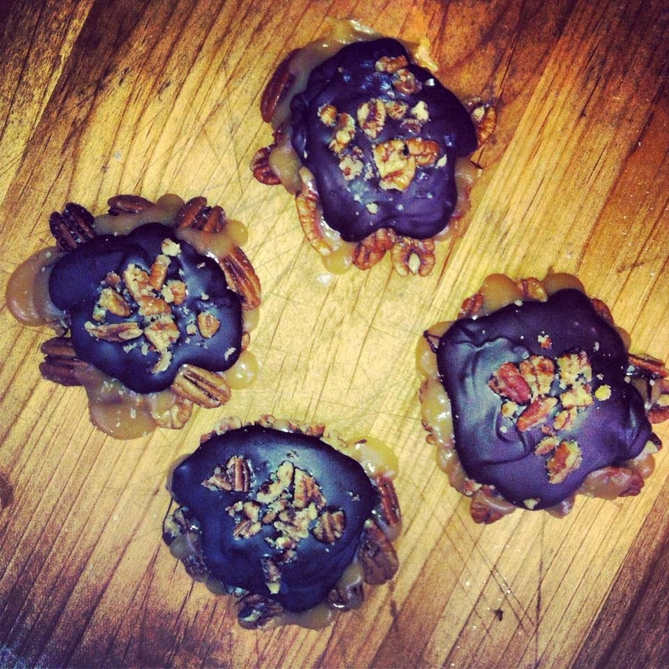 Haute + Heirloom: Gourmet Spiced Turtles with Vanilla Bean ...