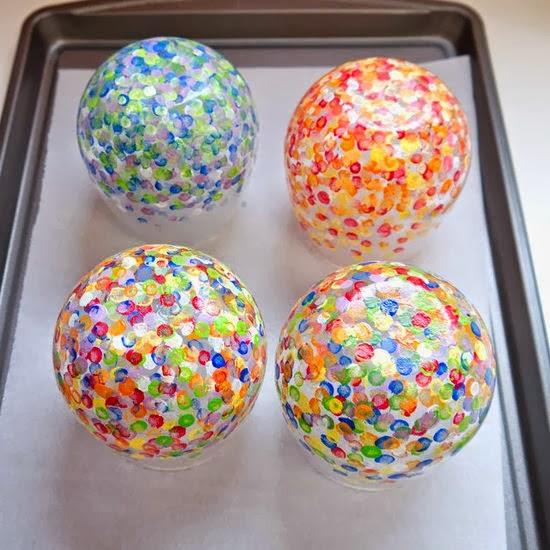 C mo decorar jarrones de vidrio con pintura - Decorar jarrones de cristal ...