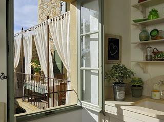 ventana cocina casa provenza