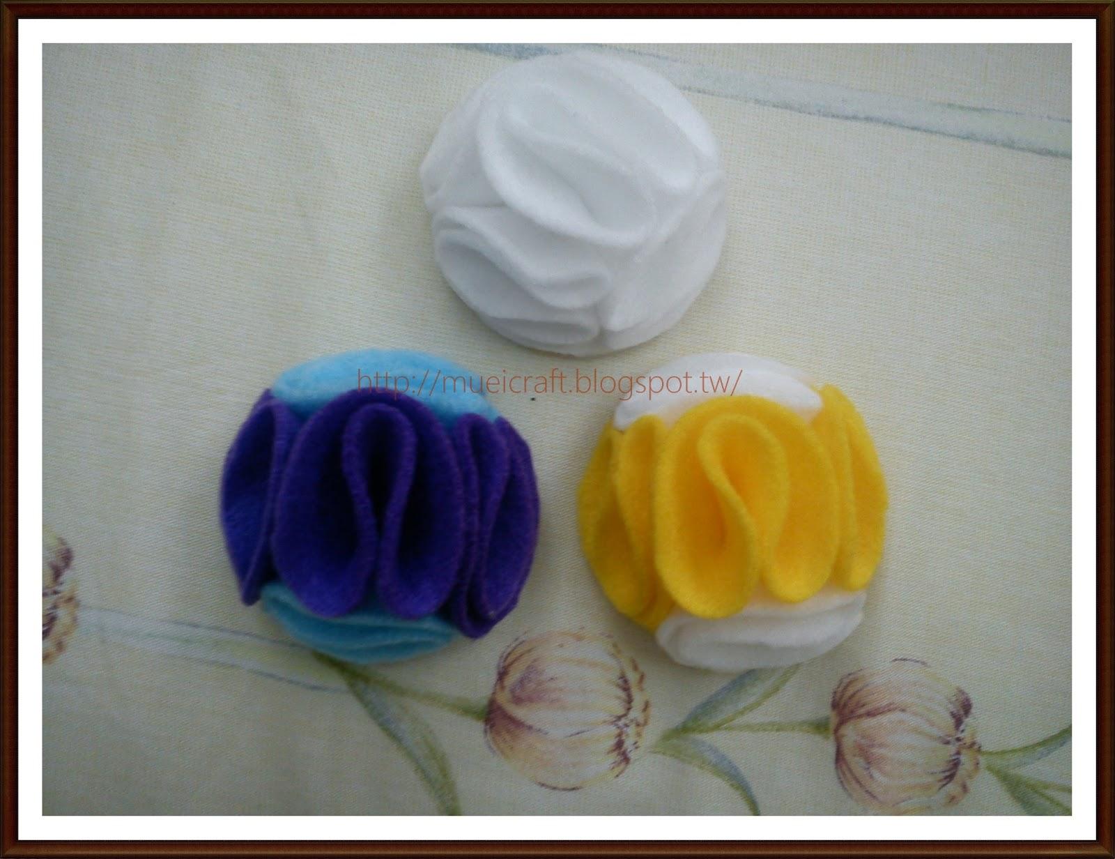 kreasi bross terbaru masih dengan model bunga bunga mengunakan 5 warna