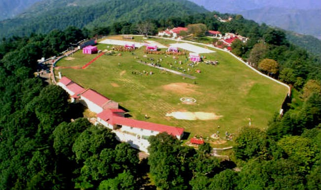 Highest Cricket Ground in Chail