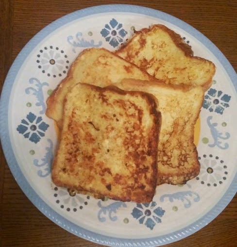 Fluffy French Toast ~ TJ Homeschooling
