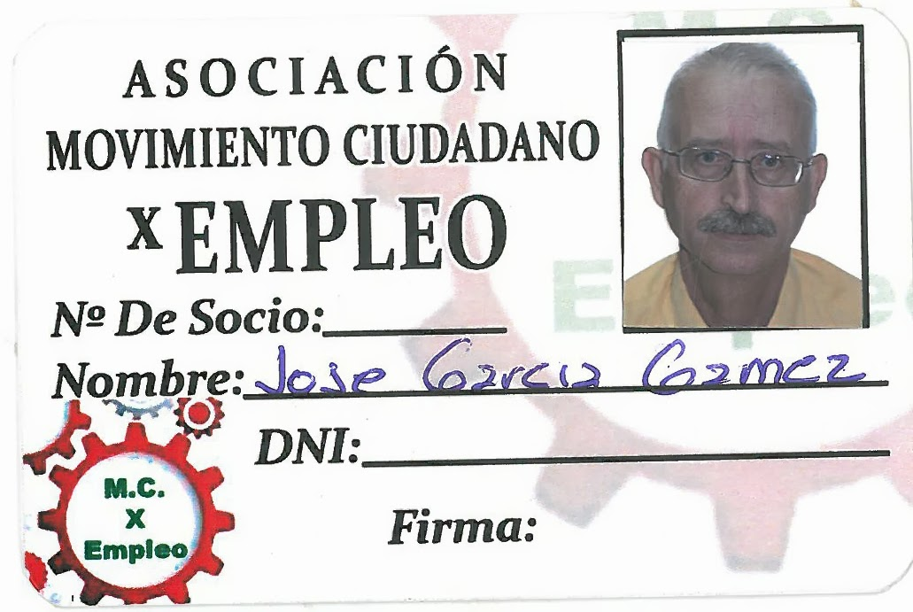 JOSE GARCIA GAMEZ