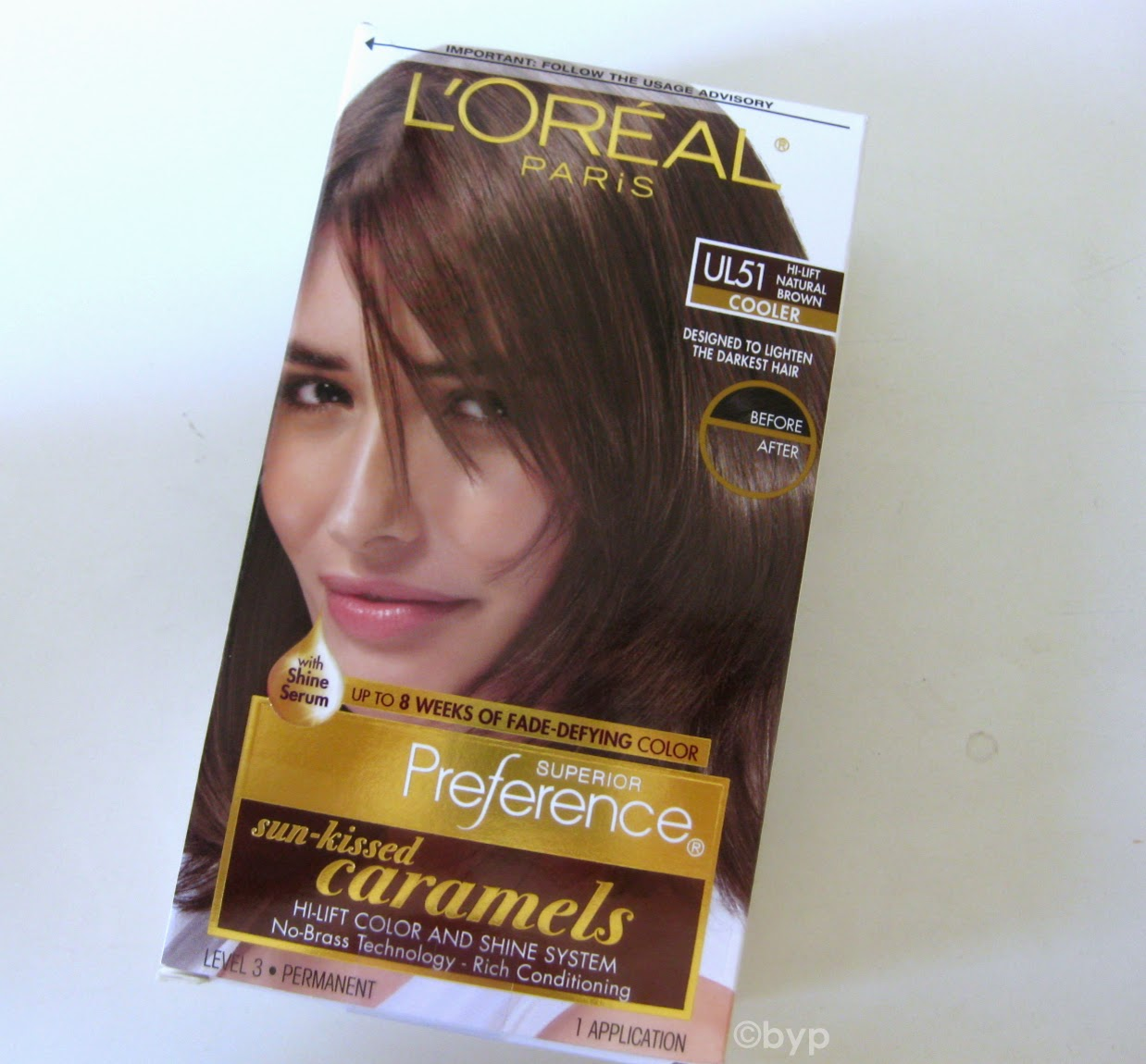 ... : /Hair/ L'Oreal Preference Sun-Kissed Caramels Hi-Lift Natural Brown
