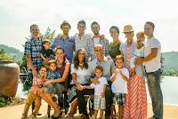 Thomas Family 2014