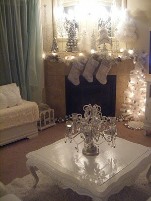 not so shabby shabby chic 12 blogs of christmas. Black Bedroom Furniture Sets. Home Design Ideas