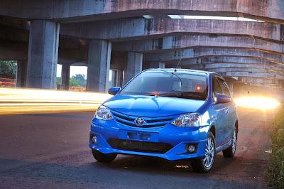 Daftar harga Toyota 2014