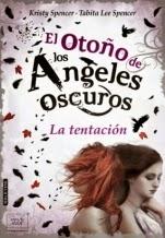 portada libro el otoño de los ángeles oscuros