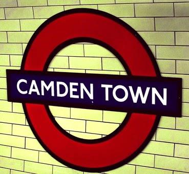camden town ... londra