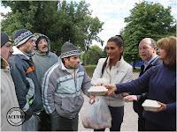 Funny photo Traian Basescu Statul social