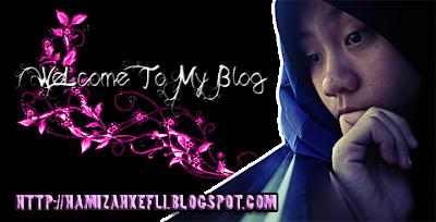 Nurul Hamizah's Blog