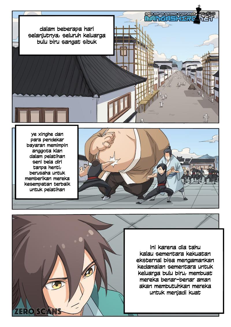 Star Martial God Technique Chapter 134-1
