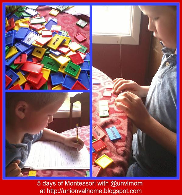 http://unionvalehome.blogspot.com/2013/08/5daysofElementaryMontessori2.html