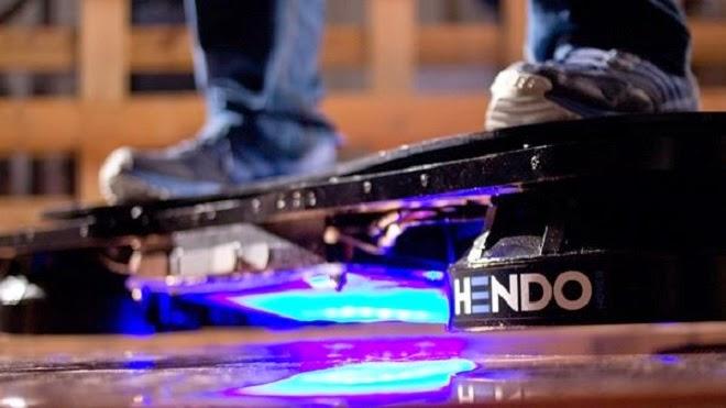 Hendo Flying Hoverboard