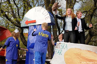 chalmers cortegen, kortegen, chalmerskortegen, chalmerscortegen, 2012, göteborg, foto anders n