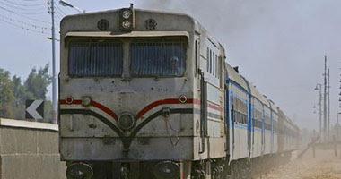 قوات الدفاع المدنى تخمد حريقا بمحطة قطار السويس