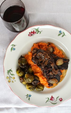 Food Lust People Love: Beef Short Rib Bourguignon for #SundaySupper