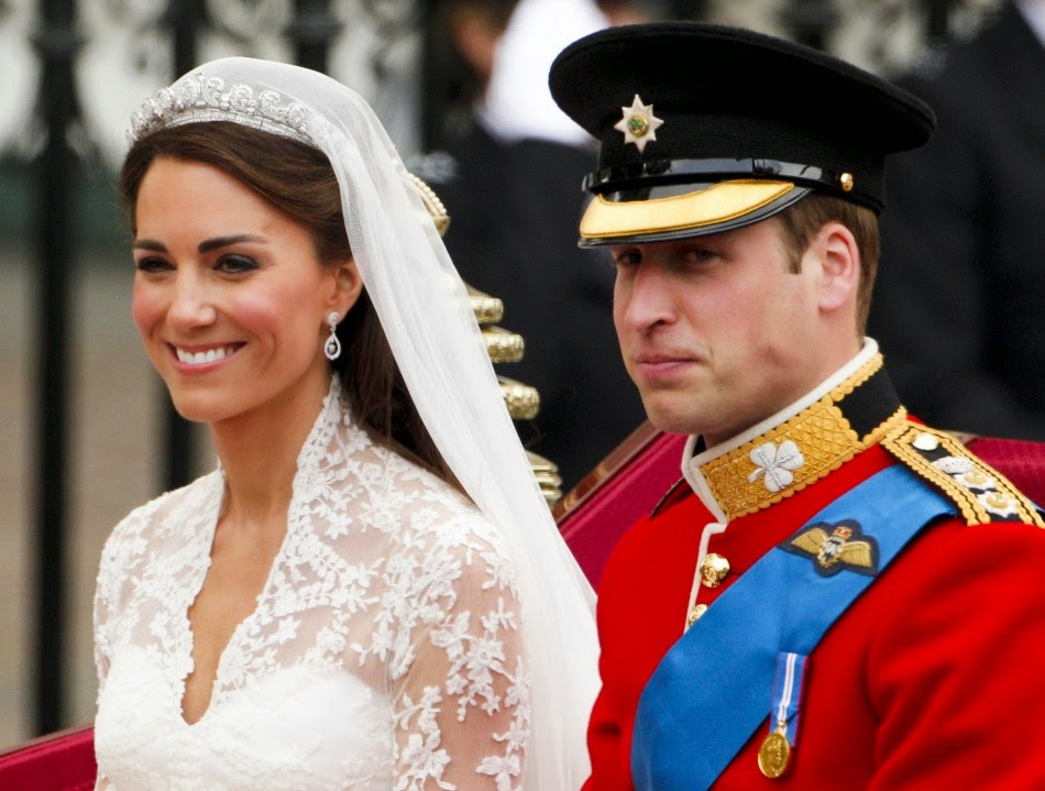 FEARLESS PREDICTIONS REAL PSYCHICS: Prince William and Duchess Kate ... Princess Diana Wedding Band