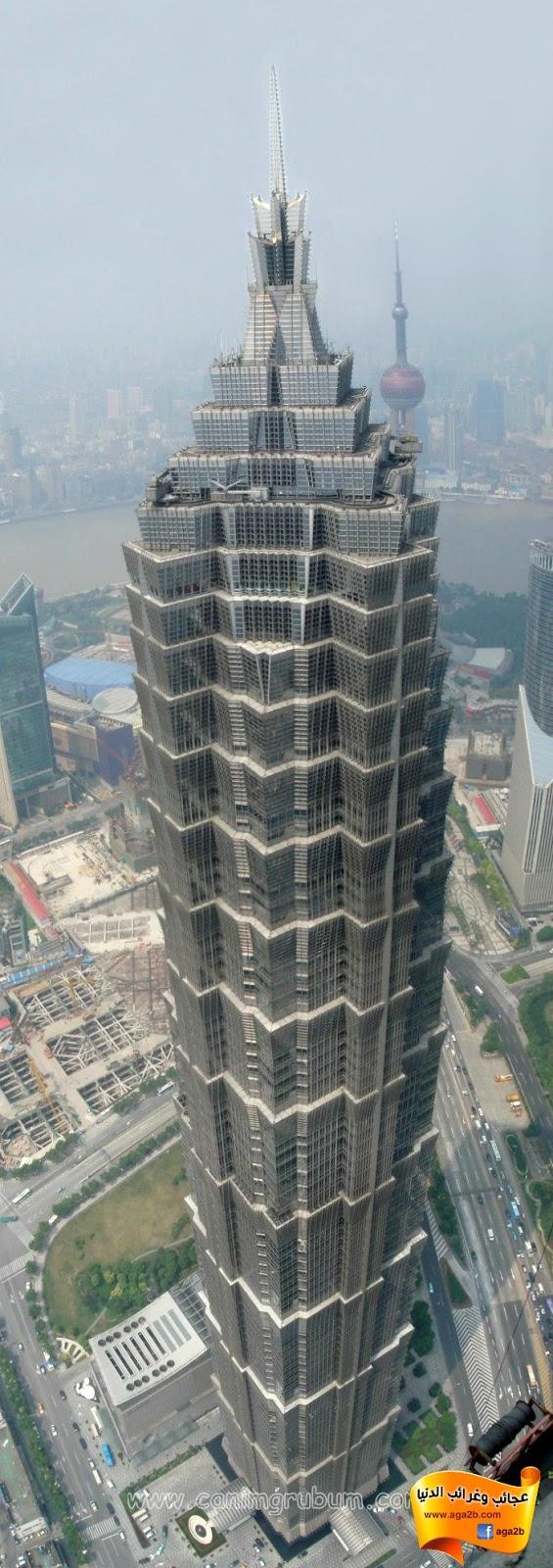 أكبر فندق بالعالم في الصين