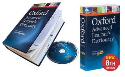 oxford advanced learners dictionary 8th edition