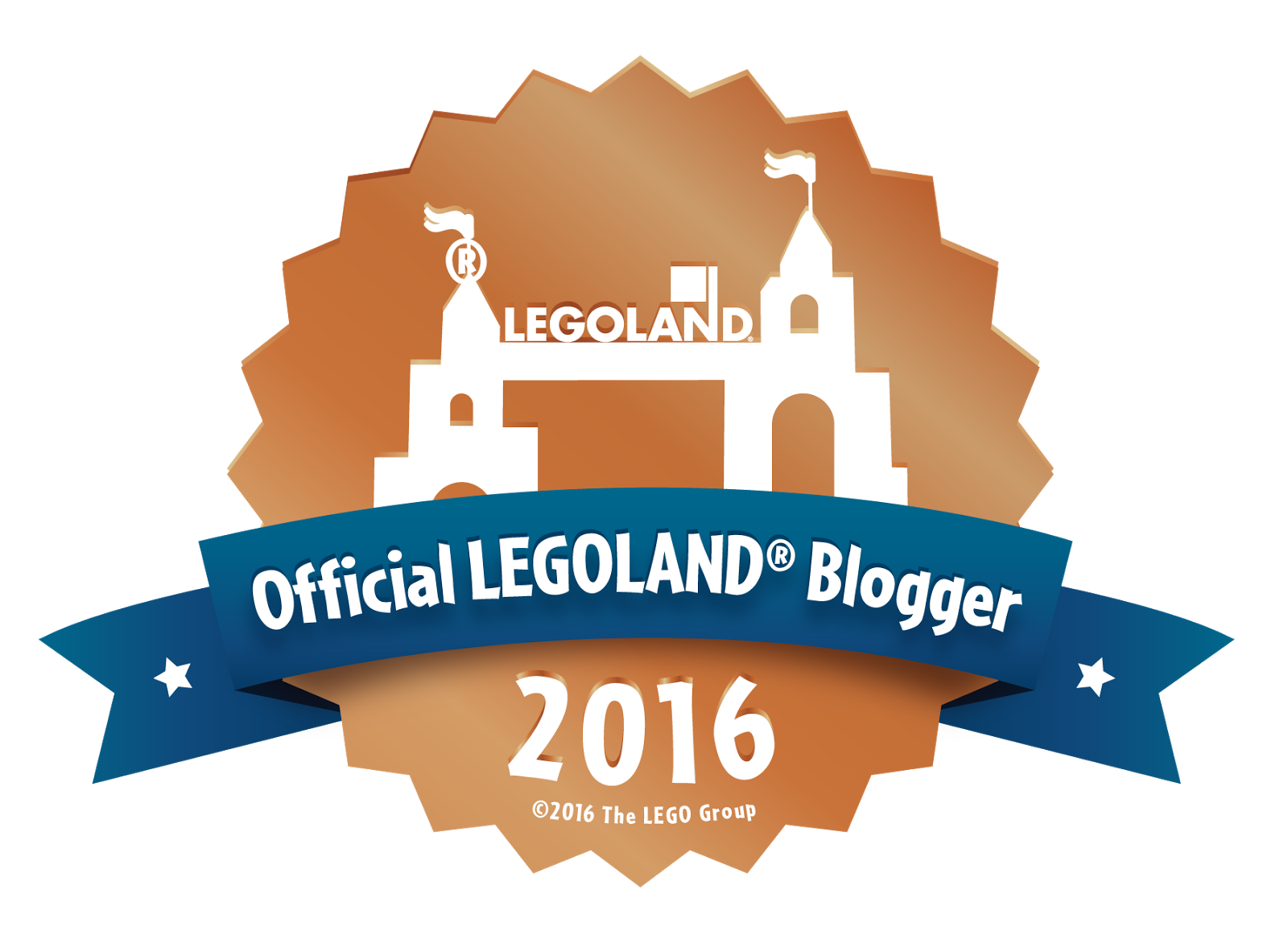 2016 Official Legoland Blogger
