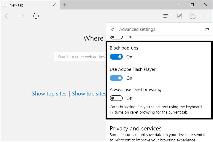 Get the Most out of Microsoft Edge in Windows 10