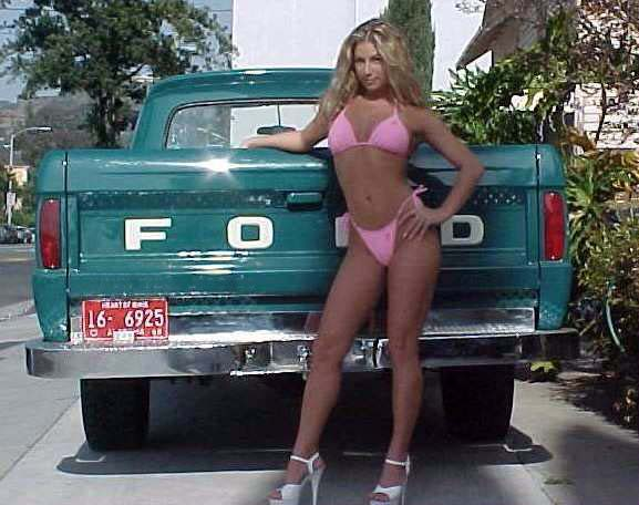 World Of Cars Big Ford Trucks 1