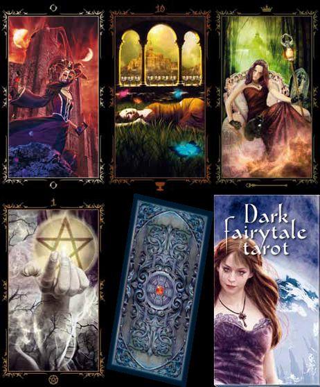 Dark Fairytale Tarot Fairy Tale Tarot Lo Scarabeo Raffaele De Angelis ไพ่ทาโรต์ ไพ่ยิปซี แฟรี่ เทล เทพนิยาย ไพ่ทาโร่ ไพ่ทาโรห์ ไพ่ทาโร่ห์ ไพ่ทาร็อต ไพ่ทารอท ไพ่ทาร๊อต