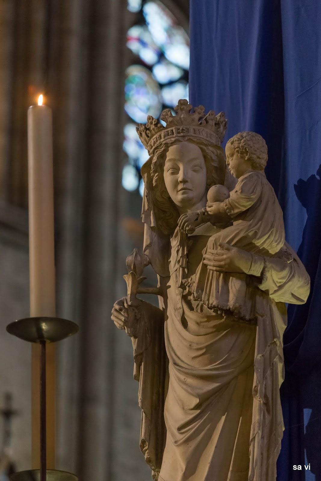 Gedanken Die Allerheiligste Jungfrau Maria, Knigin des