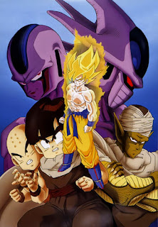 Filme 5 Dragon Ball Z