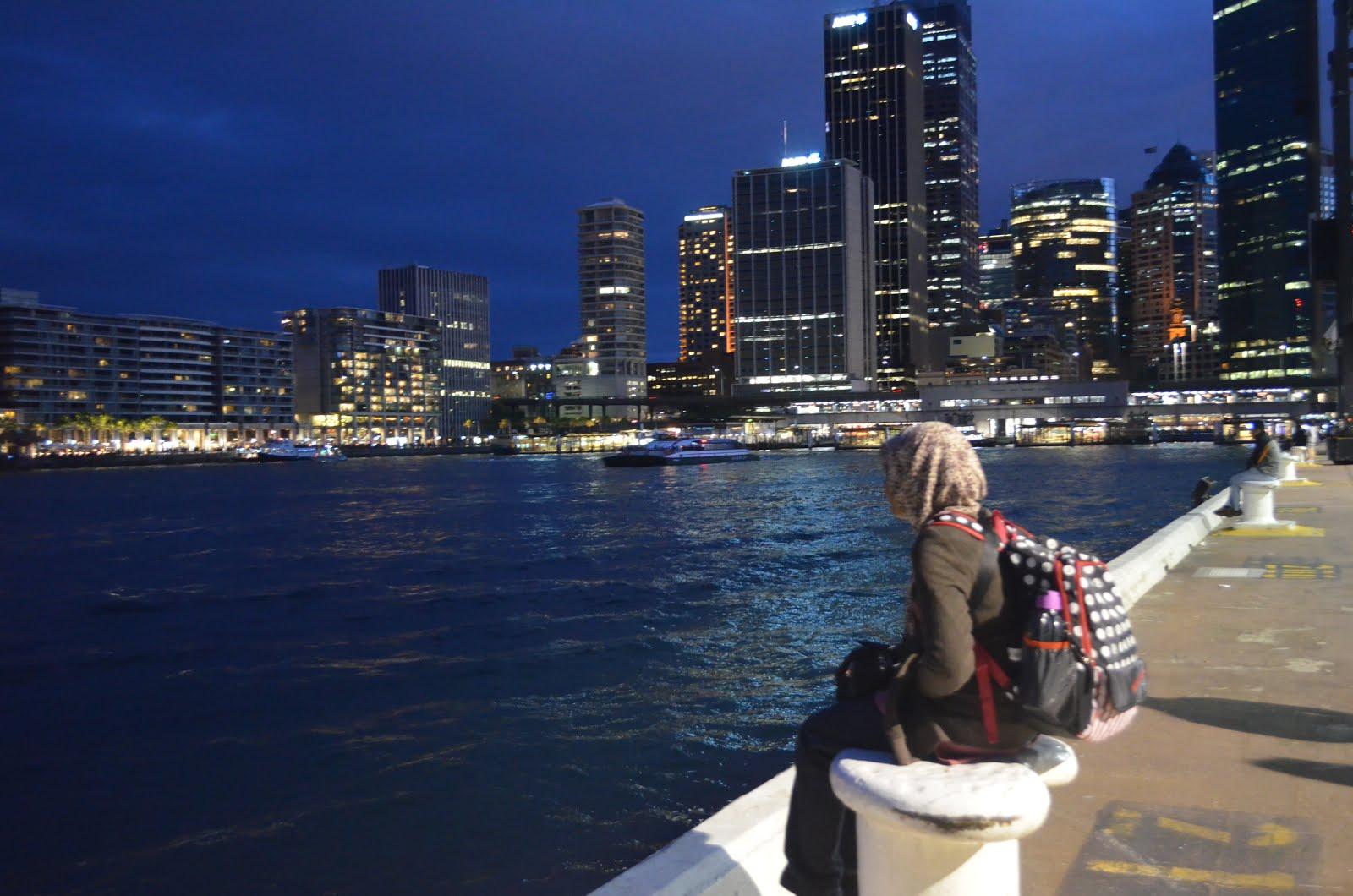 Trip to Sydney - New Zealand
